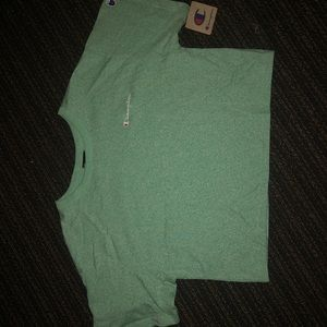 Champion cropped tee